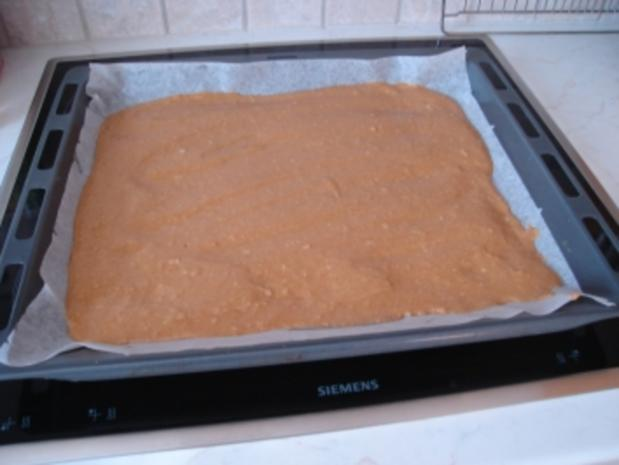 Santiago-Kuchen - Rezept