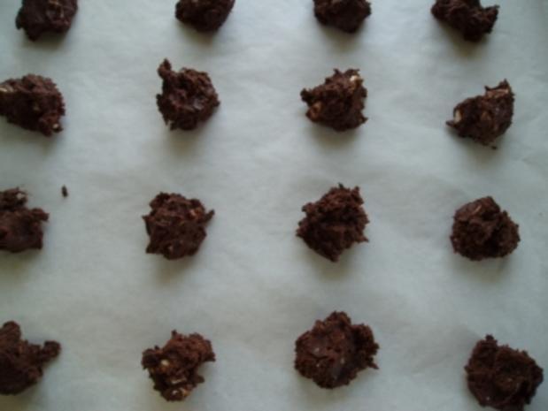 Schwarz - Weiß Cookies - Rezept - Bild Nr. 2