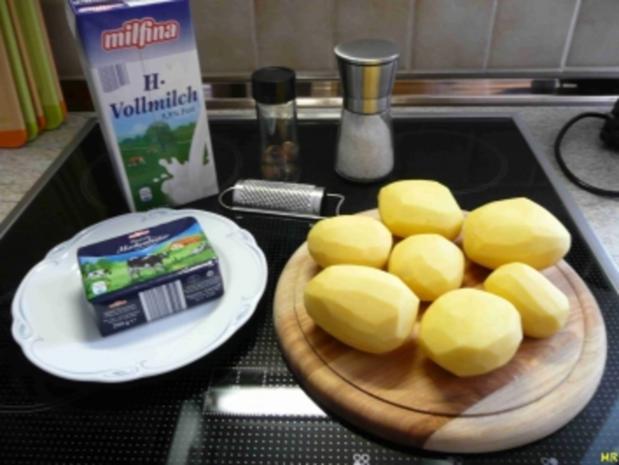 Kartoffeln - ....püree selbst gemacht - Rezept - Bild Nr. 4