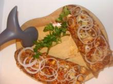 Fisch : -Scharfe Sardinen auf 's Brot- - Rezept