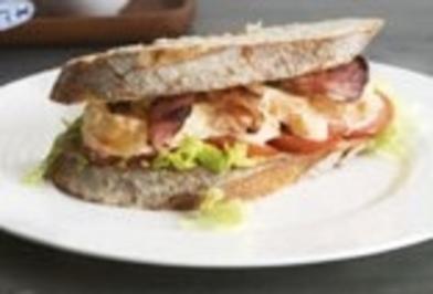 Lobster Club Sandwiches - Rezept