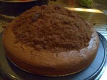 Maulwurfkuchen ohne Gelatine - Rezept