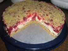 Virginia-Philadelphia-Torte - Rezept
