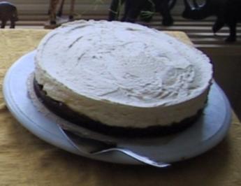 Sekt-Torte - Rezept