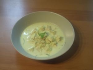 Hühnchen-Ingwer-Suppe - Rezept