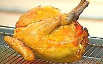 Rezept: Perlhuhn aus dem Ofen: Katalanische Art