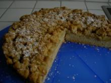 Kuchen  -  Krümelkuchen - Rezept - Bild Nr. 2