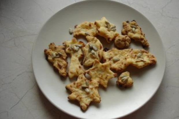 Käse Gebäck - Rezept - Bild Nr. 2