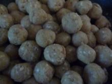Butterklößchen - Rezept
