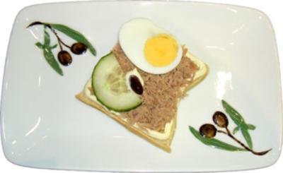 Thunfisch-Tartar - Rezept
