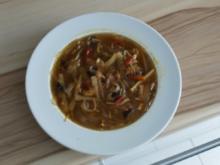 Chinesische Suppe - Rezept