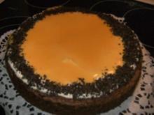 EierlikörSahne Torte - Rezept