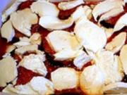 Aubergine gebacken - Rezept