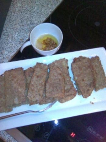 Kabab--- Hackfleisch auf persische Art - Rezept
