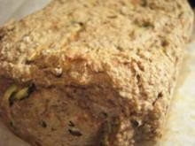 Brot: Zucchini-Haferflockenbrot - Rezept