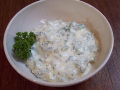Frankfurter Grüne Soße - Rezept
