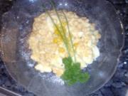 Eier-Mais-Salat - Rezept