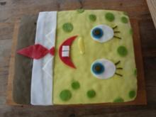Spongebobtorte auf meine Art - Rezept - Bild Nr. 2
