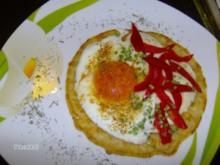 Bunte Pfannkuchen - Rezept