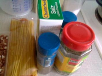 Spaghetti in Knoblauch und Öl - Rezept