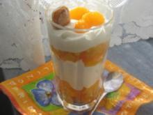 Mandarinen - Trifle - Rezept