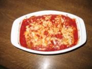 Cannelloni mit Champignons - Rezept