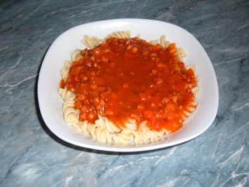 Tomaten-Soße - Rezept