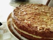 Torte : Oma Elisabeth´s Bienenstich !!! - Rezept