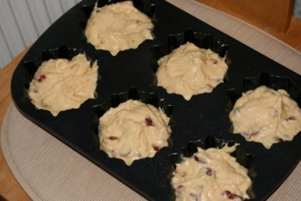 Kleiner Cranberrie Kuchen - Rezept - Bild Nr. 7