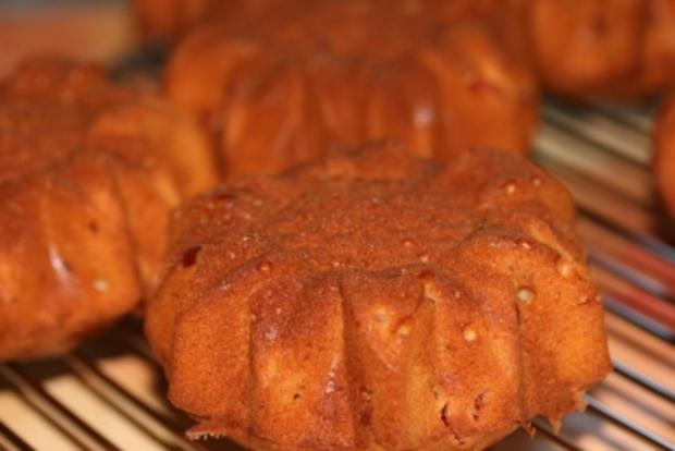 Kleiner Cranberrie Kuchen - Rezept - Bild Nr. 10