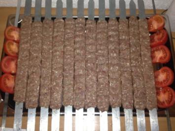 Fleisch: Kabab-e Barg - Rezept