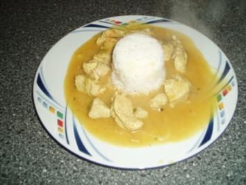 Rezept: Curry - Gulasch