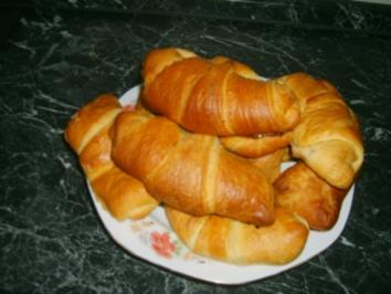 Mediterane Croissants - Rezept