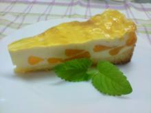 Schmandtorte mit Mandarinen - Rezept