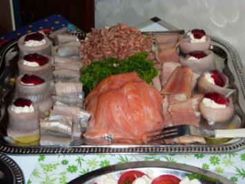 """Fisch: Matjes """"Lord Nelson"""" - Rezept"""