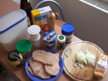 Schnitzel in Senfsoße - Rezept