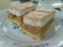Rhababer-Kuchen - Rezept