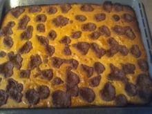 Mummelkuchen ( Blechkuchen ) - Rezept