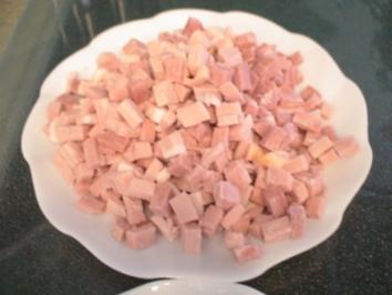 Schinken-Sahne-Soße - Rezept
