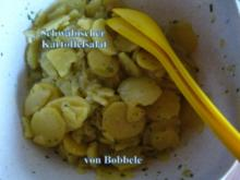 Salat: Schwäbischer Kartoffelsalat - Rezept