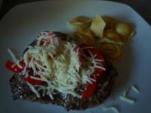 Filetsteak überbacken - Rezept