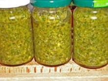 Minz-Pesto - Rezept