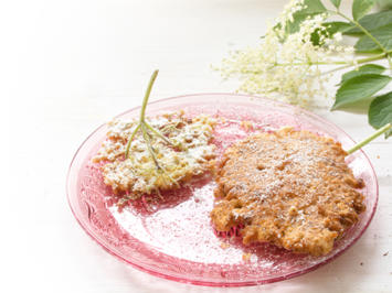 Holunderblüten- Pfannkuchen - Rezept - Bild Nr. 2