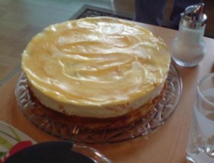 Sommer-Torte - Rezept