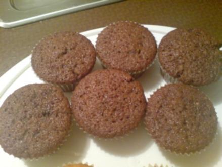 "Muffins ""Cappuccino"" - Rezept"