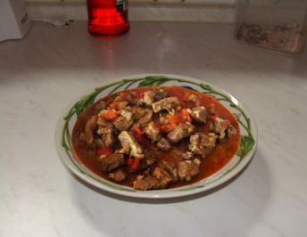 Marokkanisches Lamm - Rezept