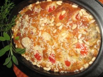 Tomaten-Clafoutis - Rezept