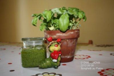 Green's Pesto - Rezept