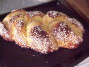 Süßes Frühstücksbrot - Rezept