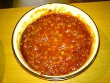 Barbecuesoße - Rezept